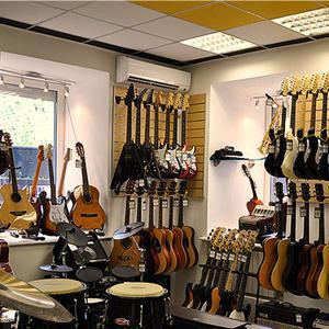 Музыкальные магазины Кемерово