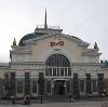Железнодорожные вокзалы в Кемерово