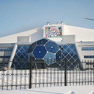 Спортивные комплексы Кемерово